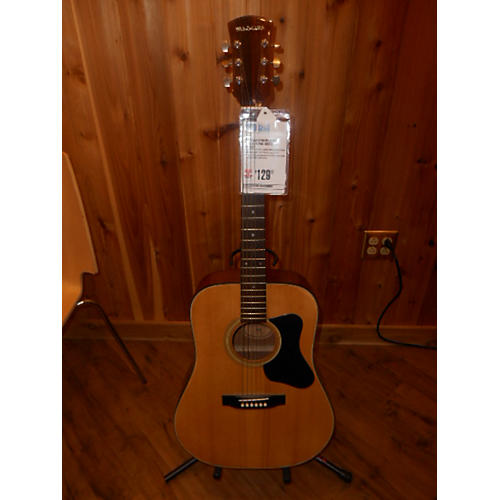 In Store Used Used Madeira By Guild A-18 Natural Acoustic Guitar-thumbnail