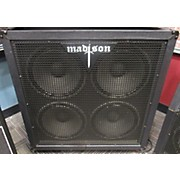 Used Madison MAG4X12 Guitar Cabinet