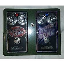 Used Mahoney Dual Acid And Buzz Tone Fuzz Effect Pedal