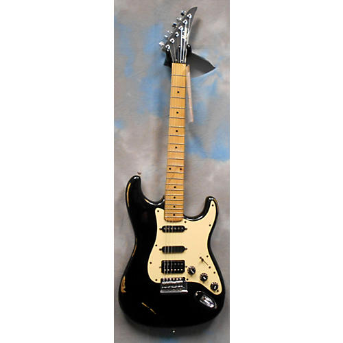 In Store Used Used Mako S Style HSS Black Solid Body Electric Guitar