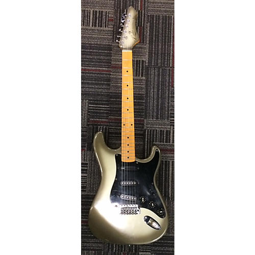 In Store Used Used Mako Traditionals TS-3 Champagne Solid Body Electric Guitar