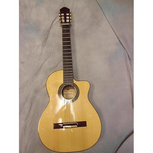 In Store Used Used Manuel Raimundo No 630-E Natural Classical Acoustic Electric Guitar-thumbnail