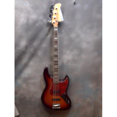 In Store Used Used Marcus Miller V7 2 Tone Sunburst Electric Bass Guitar-thumbnail