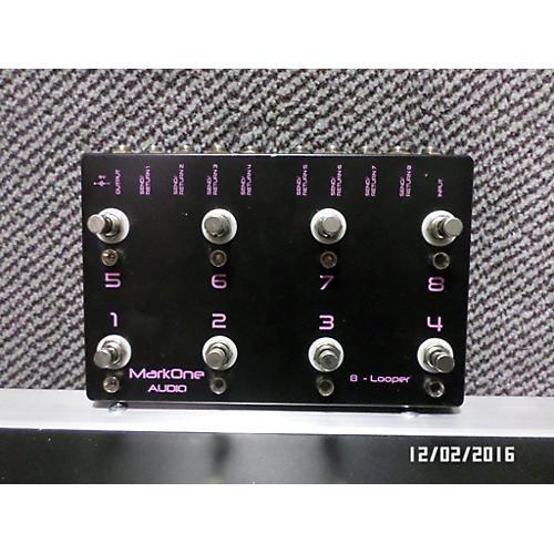 In Store Used Used MarkOne Audio 8 Looper Pedal