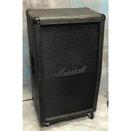 In Store Used Used Marshall Clone 2015 2x12 Vertical Cab Guitar Cabinet-thumbnail