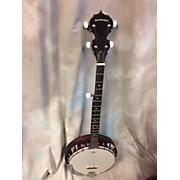 Used Mastercraft 5 String Banjo Mahogany Banjo