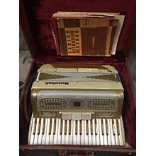 Used Masterfonic 41 Key Accordion Accordion