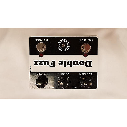 In Store Used Used Mazel Tone Double Fuzz Effect Pedal