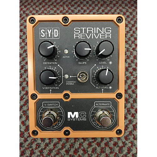 In Store Used Used Mc Systems Syd String Reviver Effect Pedal