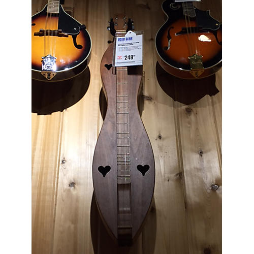 In Store Used Used McSpadden FH12WW Natural Dulcimer-thumbnail