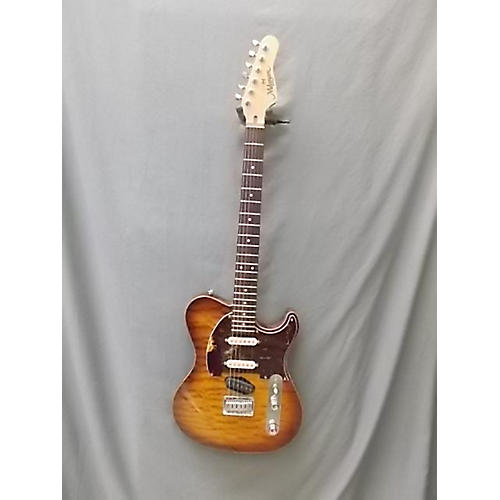 In Store Used Used Melancon Classic Artist T Honeyburst Solid Body Electric Guitar