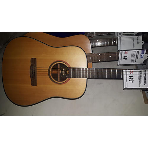 In Store Used Used Merida Alacabaza Natural Acoustic Guitar-thumbnail