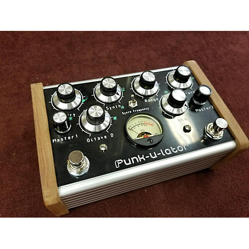 In Store Used Used Meridian Funk-u-lator Bass Effect Pedal