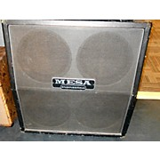 Used Mesa 4x12 4FB Slant Guitar Cabinet