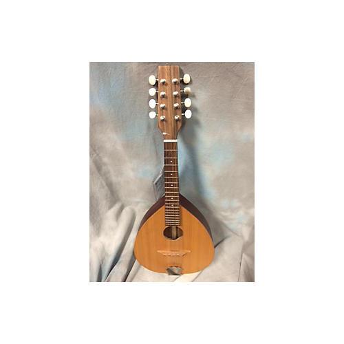 In Store Used Used Mid Missouri Mandolin Co. MO Left Handed Natural Mandolin