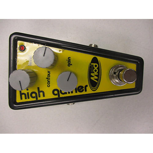 In Store Used Used Mini Mod High Gainer Effect Pedal-thumbnail