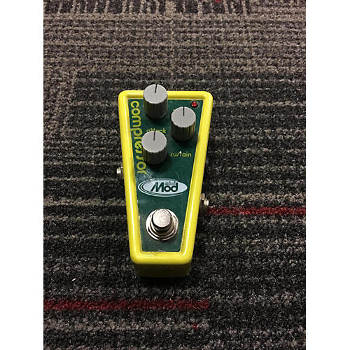 In Store Used Used MiniMod Compressor Effect Pedal-thumbnail