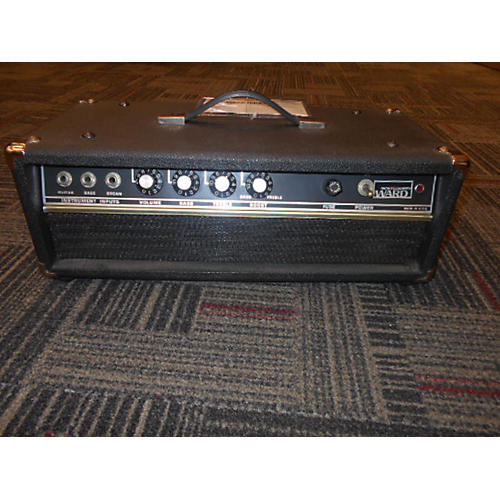 In Store Used Used Montgomery Ward 3 Channel Head Solid State Guitar Amp Head