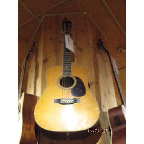 In Store Used Used Morris 12 String Natural 12 String Acoustic Guitar