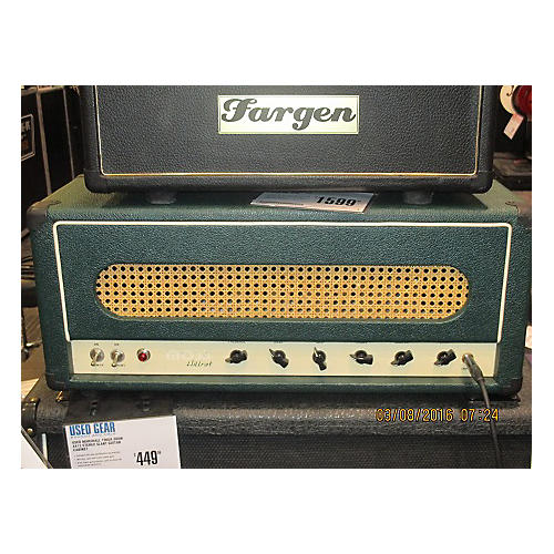 In Store Used Used Moss Hillrat Tube Guitar Amp Head