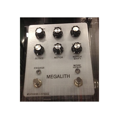 In Store Used Used Mountainking Electronics Megalith Effect Pedal-thumbnail