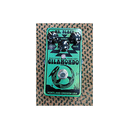 In Store Used Used Mr Black Gilamondo Effect Pedal