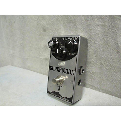 In Store Used Used Mr Black Supermoon Effect Pedal