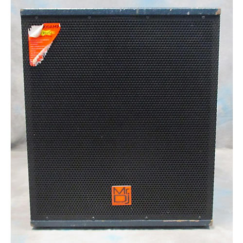 In Store Used Used Mr Dj USA Pro6000amp Powered Subwoofer-thumbnail