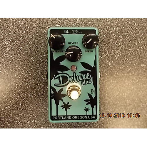 In Store Used Used Mr. Black Deluxe Plus Effect Pedal