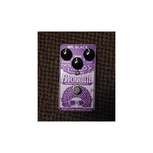 In Store Used Used Mr. Black Fwonkbeta Effect Pedal