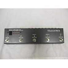 Used MusicomLab EFX Lite 6M Audio Controller Tuner Pedal