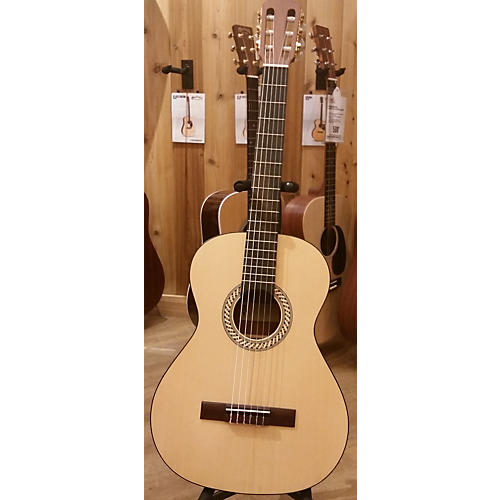 In Store Used Used Musima 2001 Spruce Top Natural Classical Acoustic Guitar-thumbnail
