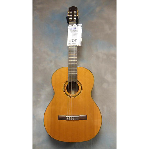 In Store Used Used NEW WORLD GUITAR CO. 2013 45-C Antique Natural Classical Acoustic Guitar