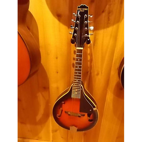 In Store Used Used NEW YORK PRO NY-V1MS 2 Color Sunburst Mandolin-thumbnail