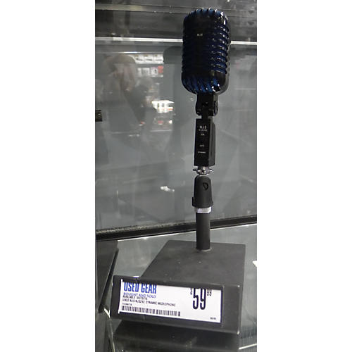 In Store Used Used NJS NJS292 Dynamic Microphone
