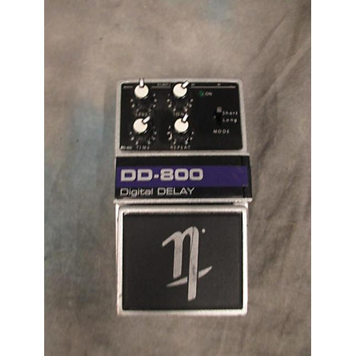 In Store Used Used NOBELS DD800 Effect Pedal