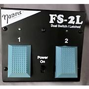 Used NOBELS FS-2L Pedal