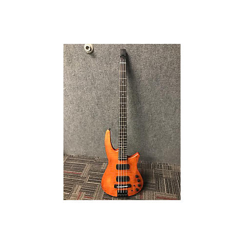 In Store Used Used NS CR4 Amber Electric Bass Guitar