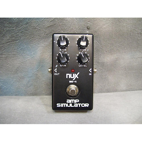 In Store Used Used NUX AS4 Effect Pedal