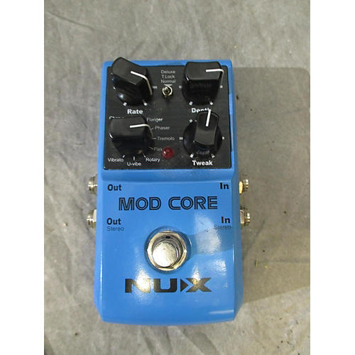In Store Used Used NUX MOD CORE Effect Processor