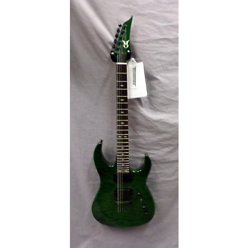 In Store Used Used Neal Moser SST Mini Trans Green Solid Body Electric Guitar