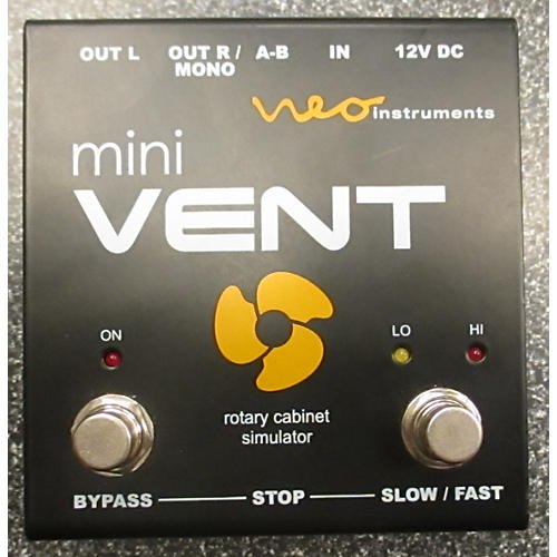 In Store Used Used Neo Instruments Mini Vent Effect Pedal-thumbnail