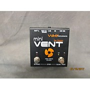 Used Neo Instruments Mini Vent For Organ Effect Pedal
