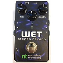 Used Neunaber Stereo Wet Effect Pedal
