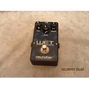 Used Neunaber Wet Mono Reverb Effect Pedal