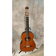 Used New World Guitar P-650C Vintage Natural Classical Acoustic Guitar
