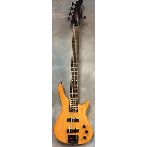 In Store Used Used New York Pro Bass Natural Electric Bass Guitar-thumbnail