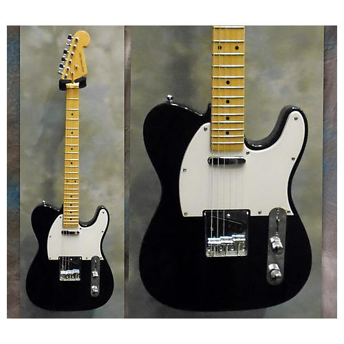 In Store Used Used New York Pro Guitar Black Solid Body Electric Guitar-thumbnail