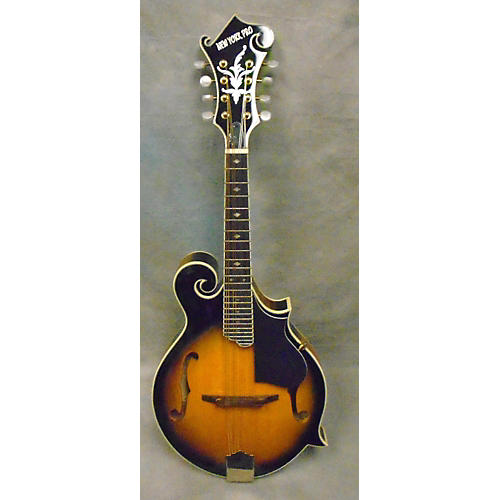 In Store Used Used New York Pro MA009 F Style 2 Color Sunburst Mandolin