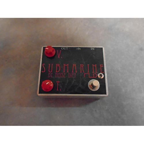 In Store Used Used Noise Diet Submarine Fuzz Effect Pedal-thumbnail